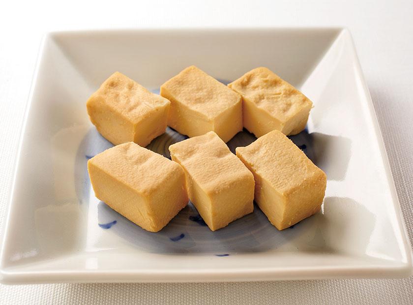 クリームチーズ味噌漬